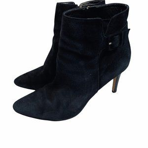Marc Fisher Tailynn Suede Ankle Boots Women's 8.5